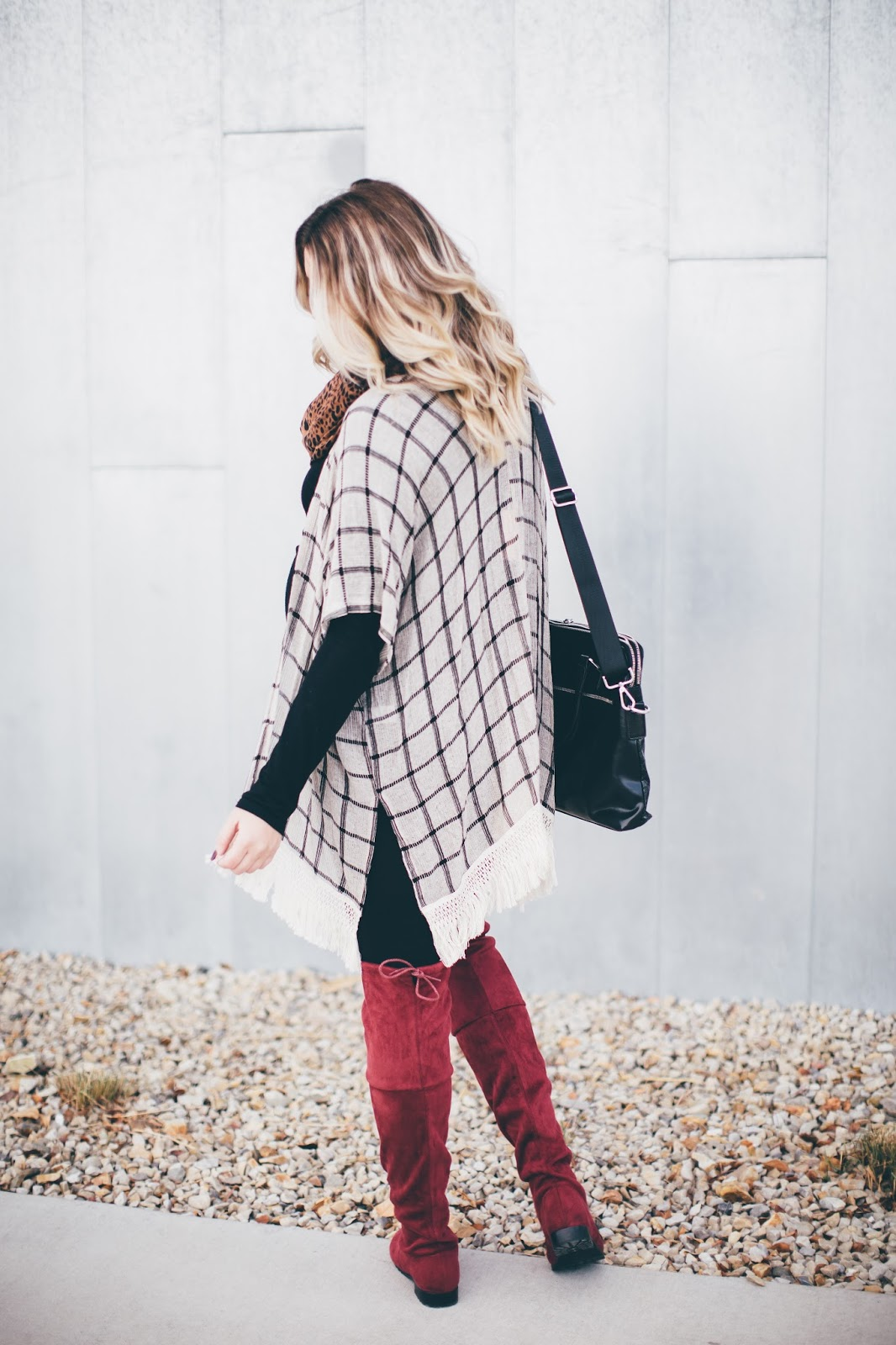 Fringe Cardigan, Choies, Utah Fashion Blogger