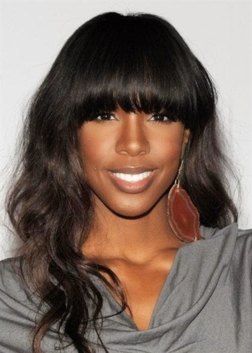 Black Celebrity Weave Hairstyles