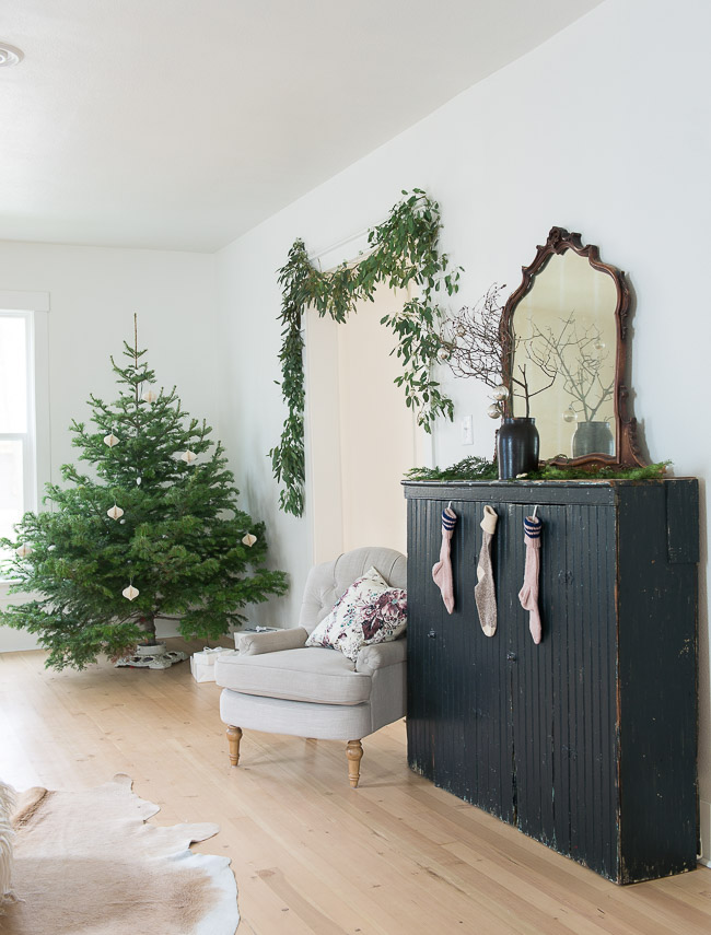 Modern Farmhouse Christmas Ideas Hello Lovely