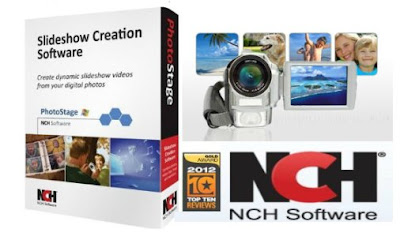 NCH PhotoStage Slideshow Producer 3.43 Crack Full ၊9.70 MB