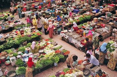 Pengertian Pasar dan Jenis-jenis Pasar