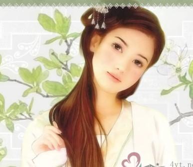 17 Model Rambut Wanita Cina Yang Sangat Menakjubakan ...