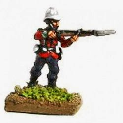 SUL1 British Infantry, High Porte.