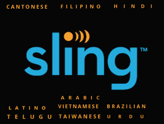 Sling International Roku Channel