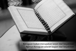 Kata kata Mutiara Islam keyakinan