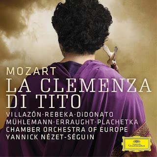 Mozart: La Clemenza di Tito - Deutsche Grammophon