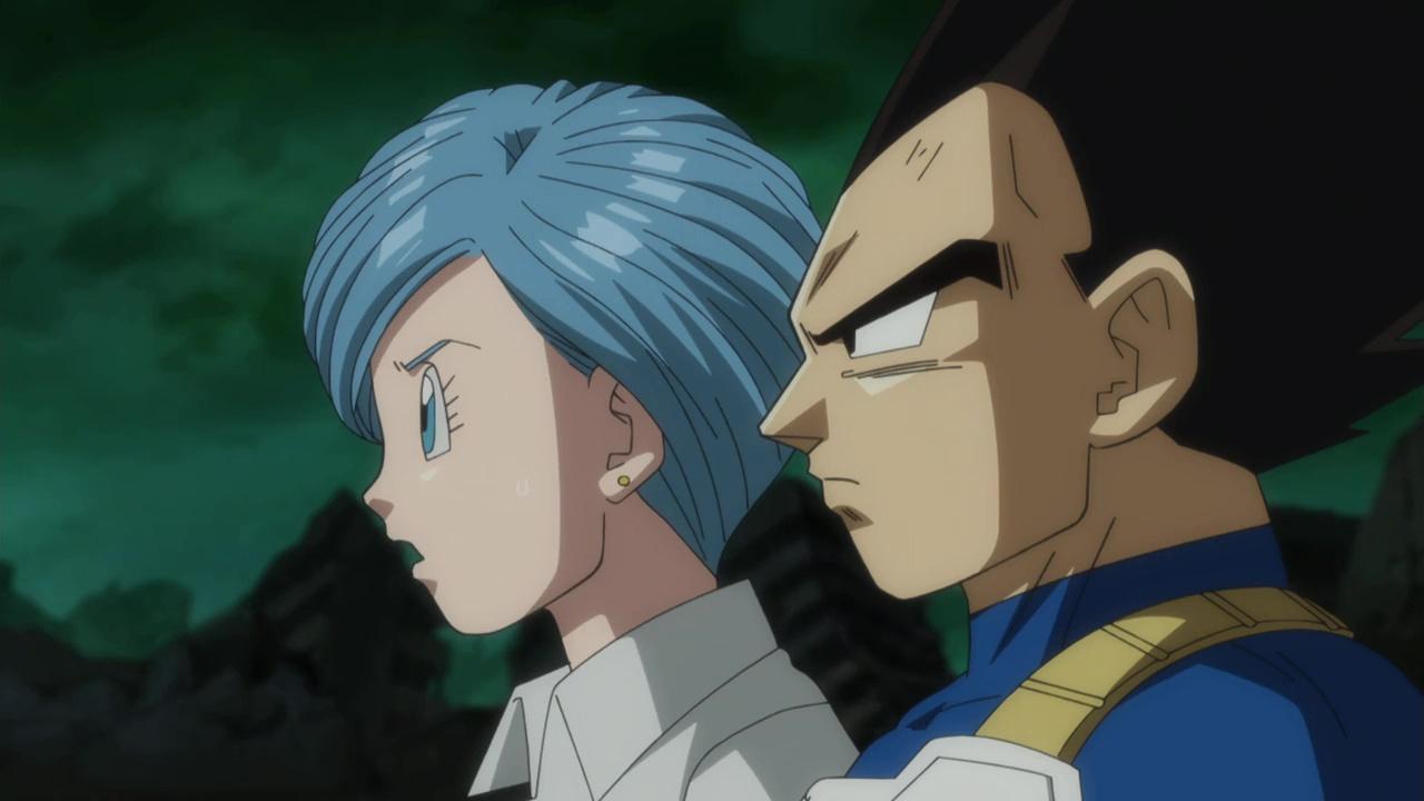 Ver Dragon Ball Super (Latino) Saga de Black Goku - Capítulo 63