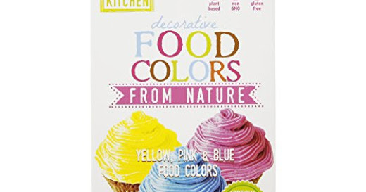 Product Review- ColorKitchen Food Coloring