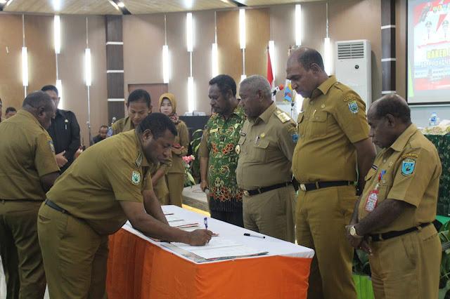 Inilah 11 Poin Kesepakatan Gubernur, Bupati dan Walikota Seluruh Papua Barat
