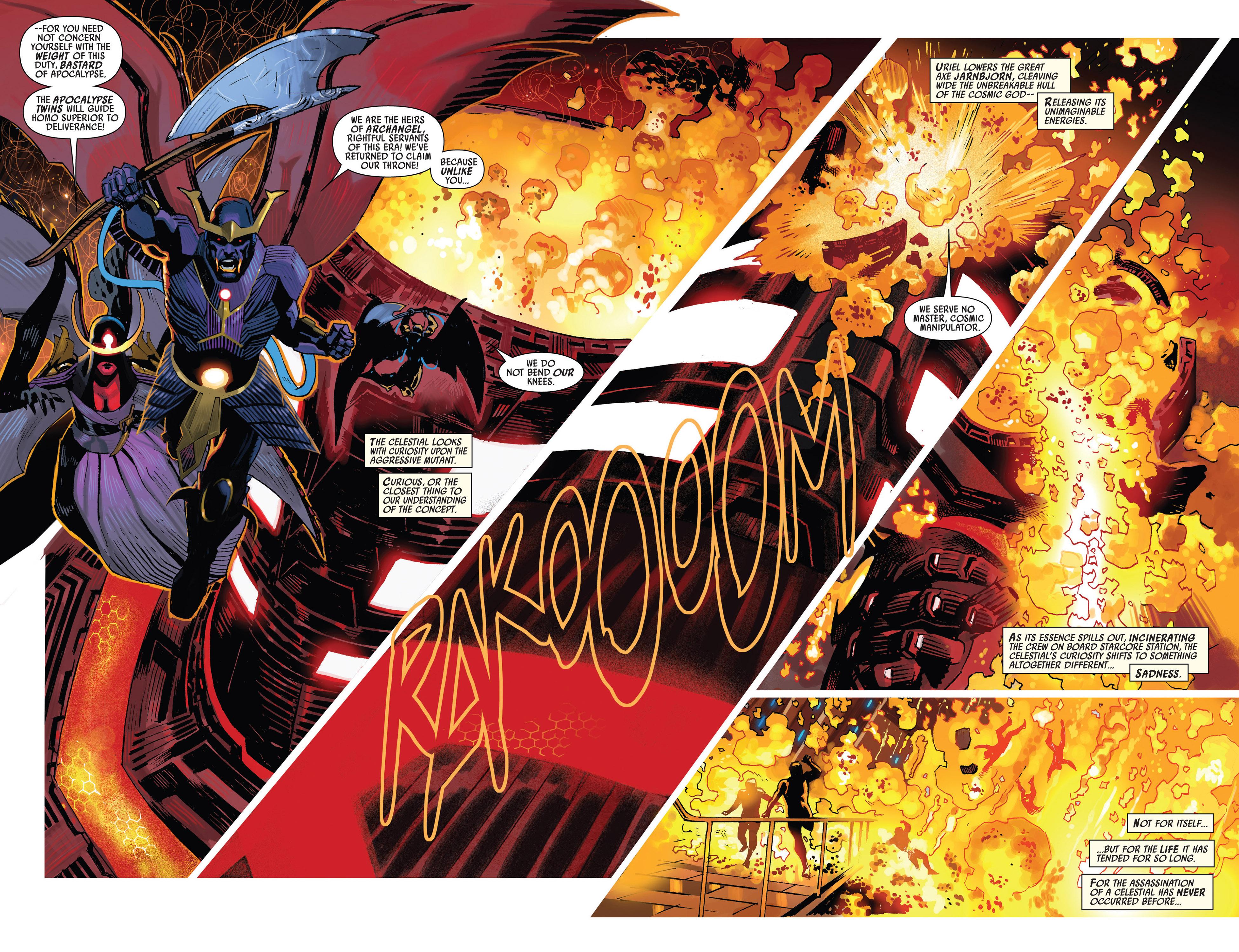 Read online Uncanny Avengers (2012) comic -  Issue #7 - 6