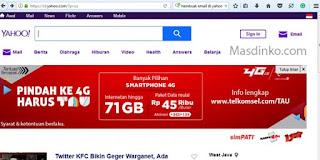 Cara Membuat Email di Yahoo Mail TERBARU TERLENGKAP