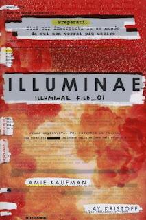 cover Illuminae Kaufman Kristoff