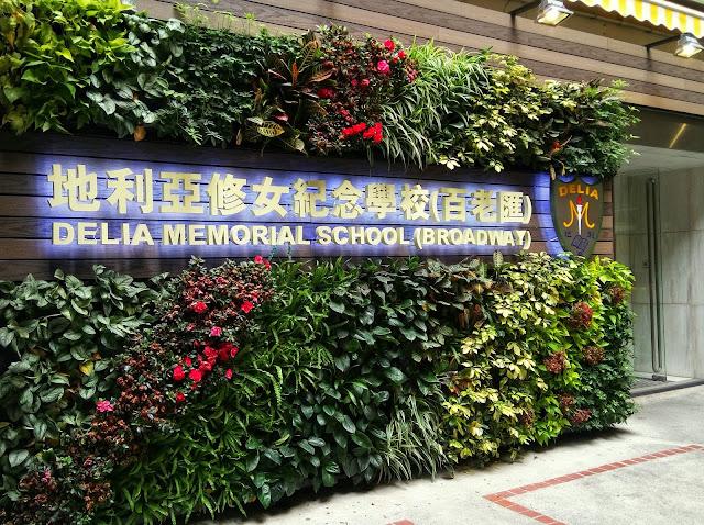 delia memorial school for elementary kids in hong kong
