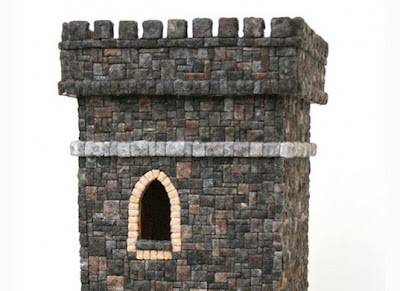 Unusual Designs and Products Created with Hair (15) 1