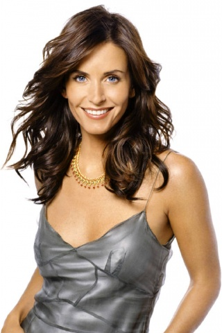 Best Cleavages in The World: Courtney Cox Cleavage