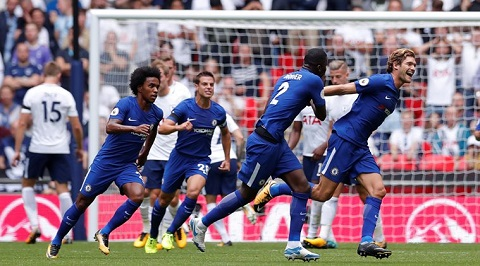 Chelsea là một phần quan trọng của Alonso