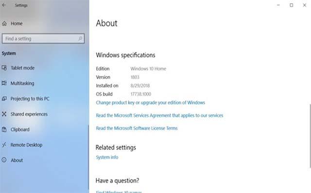 Kapan Windows 10 October 2018 Update Akan Diluncurkan?