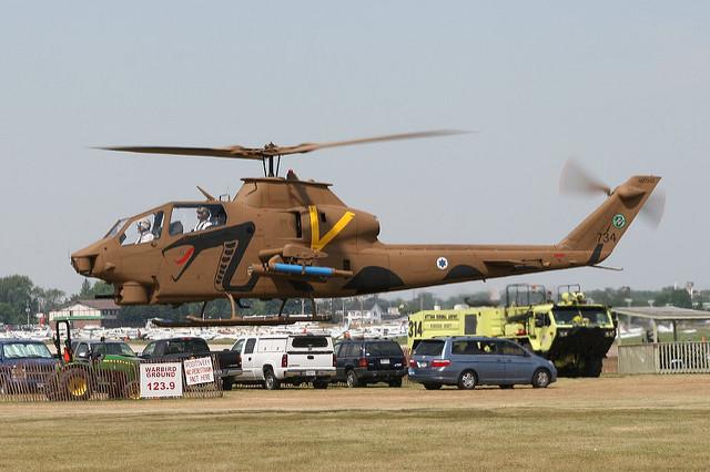 Pak army Bell AH-1 Cobra