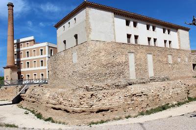 Recinto fortificado de Amposta
