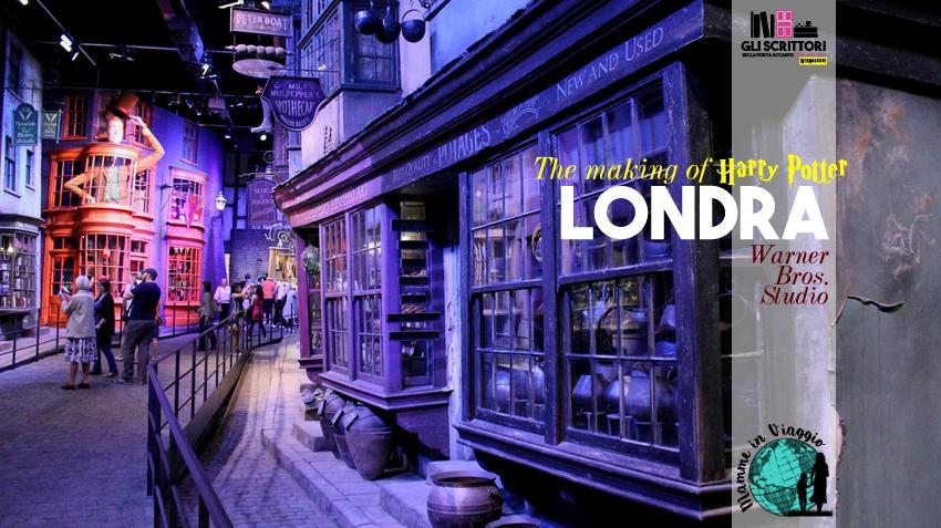 A Londra, nel magico mondo di Harry Potter