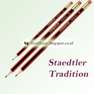 Staedtler Pensil Terbaik Untuk Anak Tipe Tradition