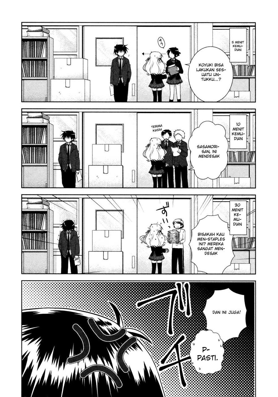 Komik iris zero 007 8 Indonesia iris zero 007 Terbaru 5|Baca Manga Komik Indonesia|