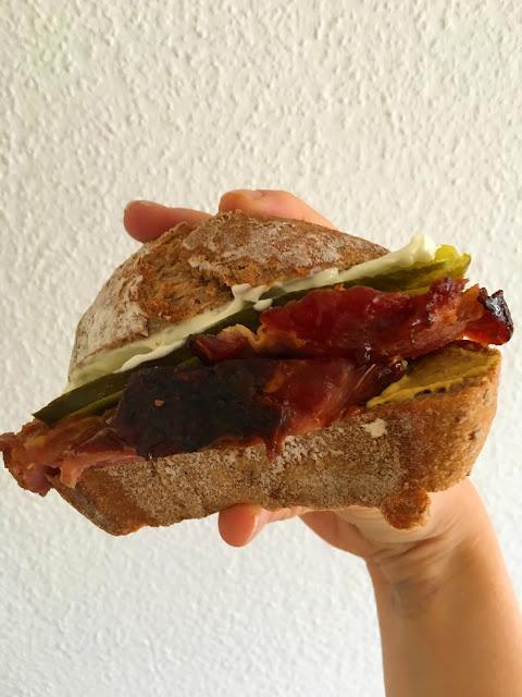 Ham Roast Sandwich