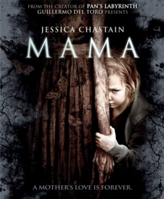 Mama (2013) Dual Audio [Hindi-English] 350MB BluRay 480p