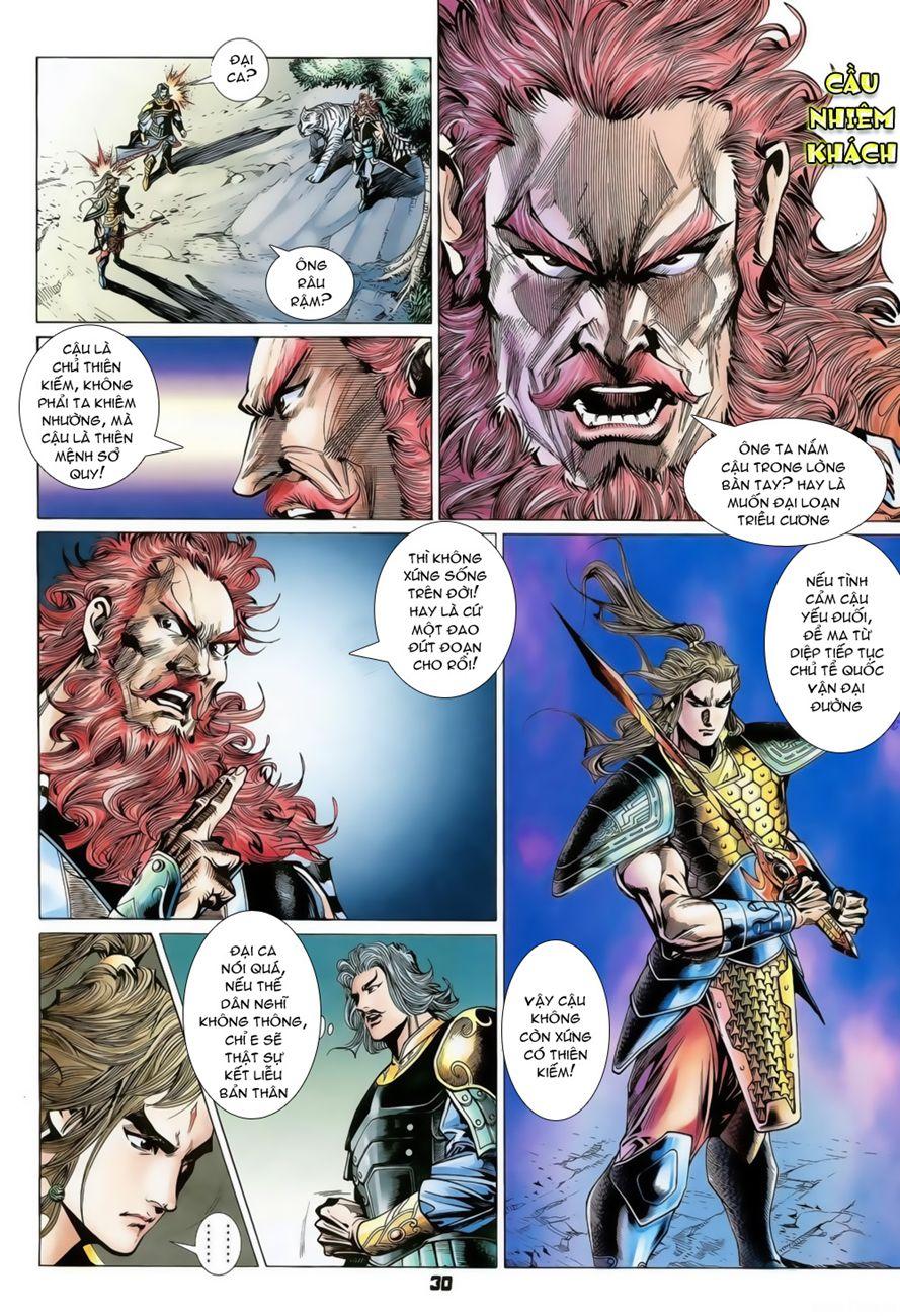 Đại Đường Uy Long chapter 73 trang 29