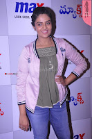 Sri Mukhi in Denim and Jacket at Max Summer Collection Launch  Exclusive 019.JPG