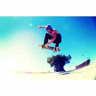 Mark Jansen Skateboarding Adelaide
