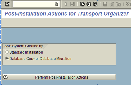 SAP Basis Tutorials: Deleting Transport Management System (TMS