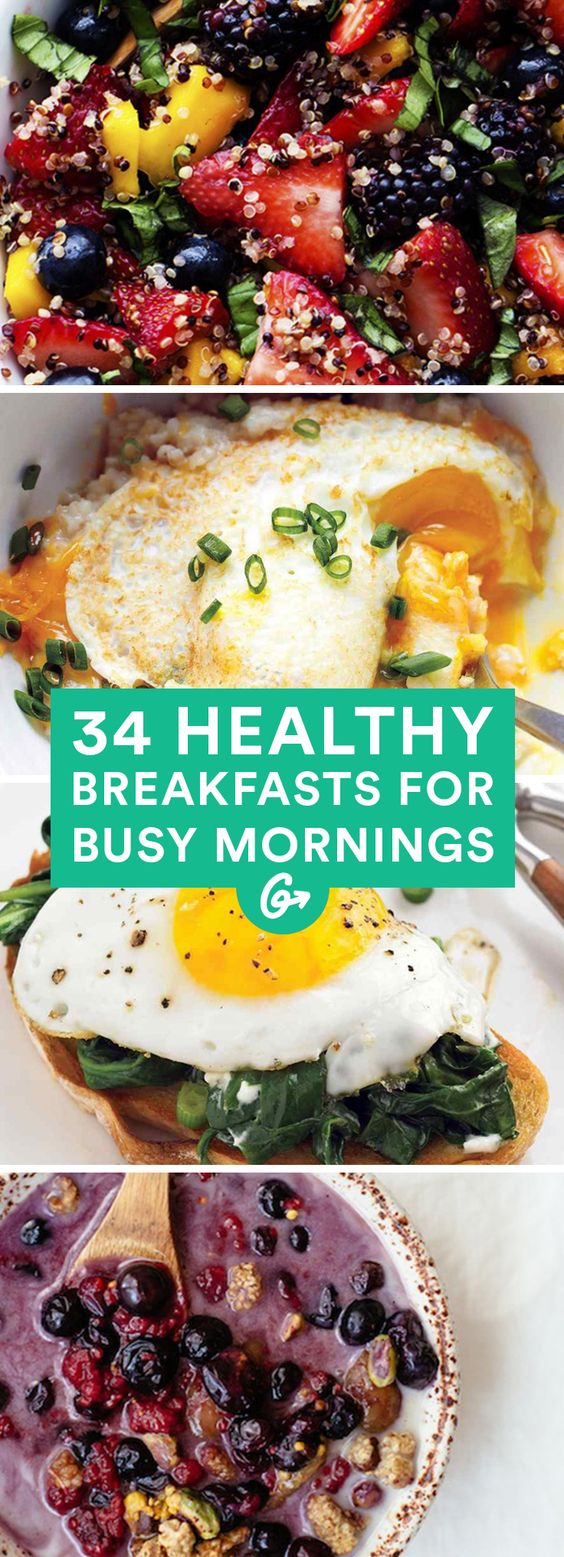 healthy fast breakfast recipes