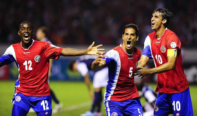 La selección de Costa Rica es de las favoritas a la Copa de Oro 2017, pero su historia no los favorece