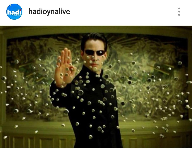 Matrix kaç filmden oluşur