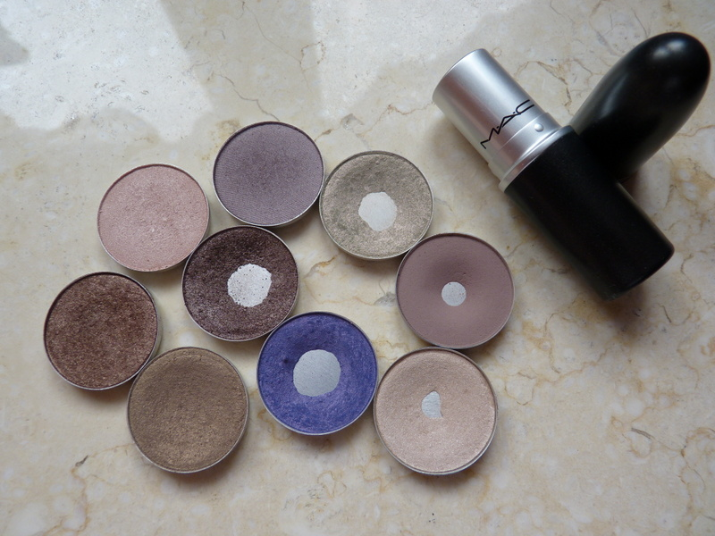 Satin Taupe, Vecx, Naked Lunch, Shale, Quarry, Mulch, Patina, Parfait Amour