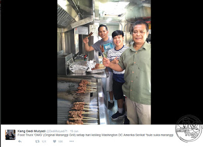 Foto 3 : Food Truck 'OMG' (Original Maranggi Grill)
