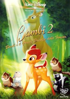 Bambi 2 (2006) กวางน้อยแบมบี้