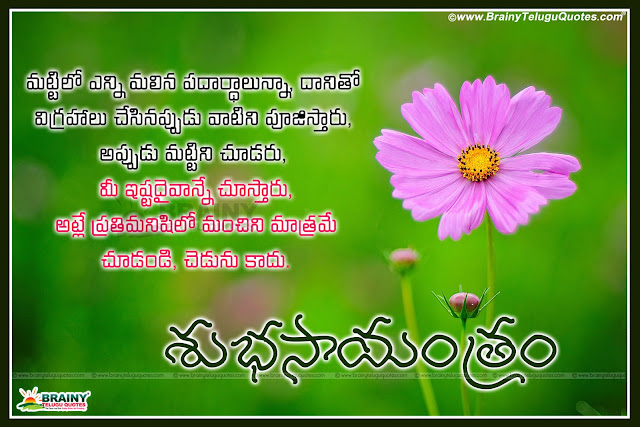 Here is Best Telugu Good evening sms with sms Quotes, Nice Telugu Good evening sms Quotes, Best Telugu good evening sms quotes, Beautiful Telugu Good evening sms quotes, Top telugu Good evening Sms quotes,Best telugu good evening images and messages, top Telugu good evening top Messages online, Awesome Telugu Language Good evening Wishes, shubhosayamtram telugu Quotations online, Telugu Top Good evening Quotes Wallpapers, Awesome Telugu Good evening Messages online, Good evening Telugu Nice Messages, Good evening HD Gretings in telugu, Cute Telugu Good evening Thoughts Messages,Best telugu Good evening Quotes, Heart touching Quotes, Beautiful telugu Good evening Quotations, Nice Telugu Good evening quotations for friends, Top telugu good evening quotations, Heart touching telugu love quotes, Feel good telugu Love quotes, Best telugu love quotes thoughts messages online.