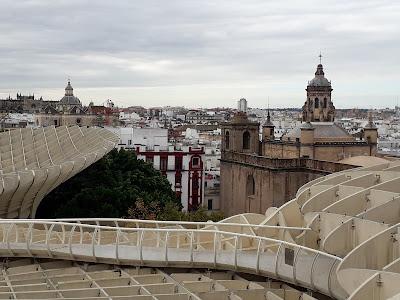 Setas or Metropol Parasol, Seville
