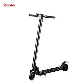 two wheel electric kick scooter r803c with 5.5 inch wheel and lithium battery from Rooder kick scooter factory