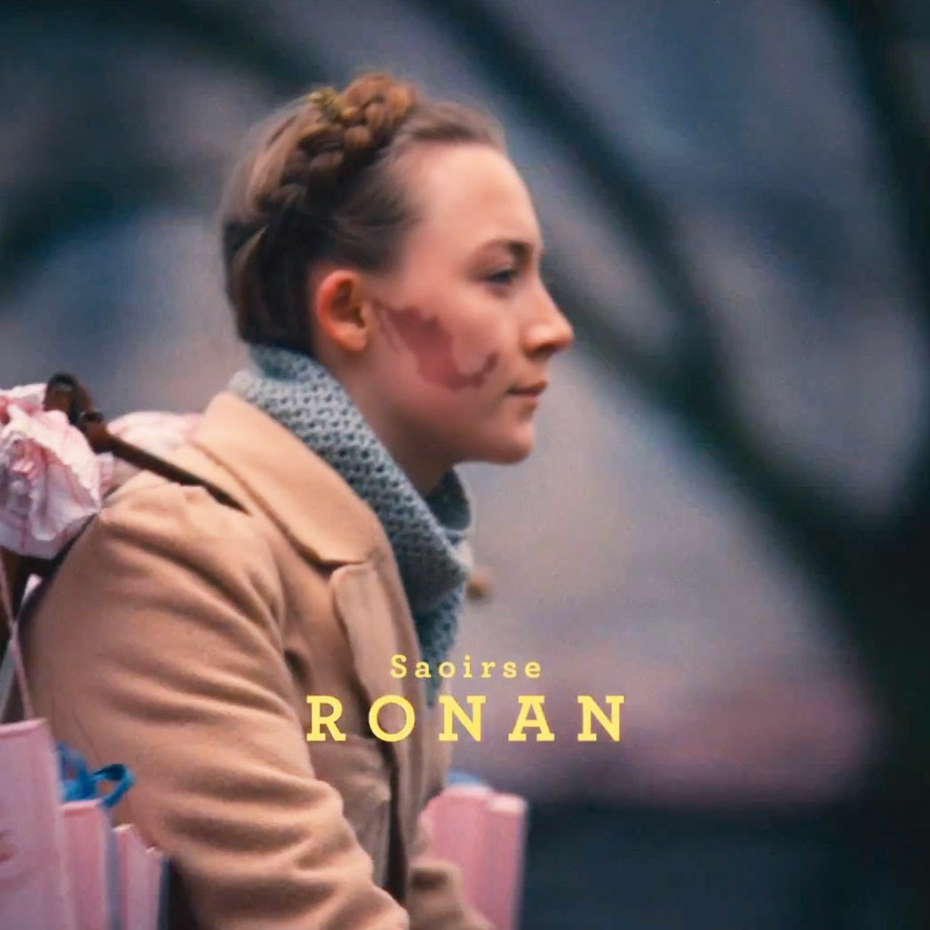the grand budapest hotel saoirse ronan