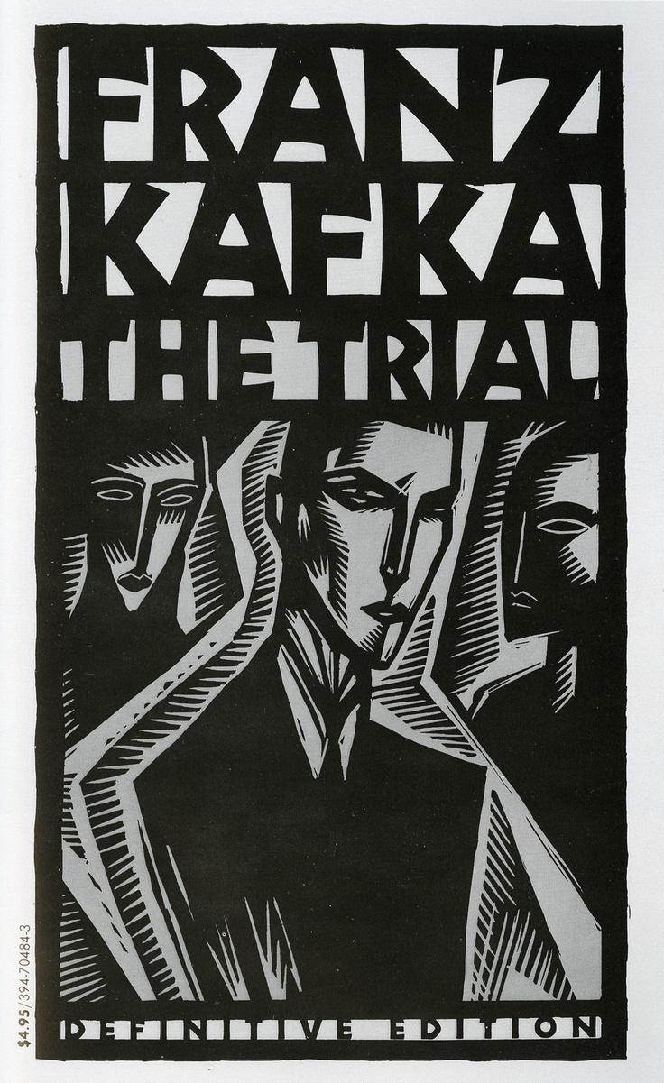Review: The Trial by Franz Kafka | Bibliofreak net - A Book