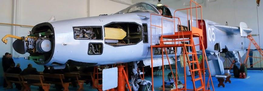 Міноборони припинило фінансування модернізації Су-24МР
