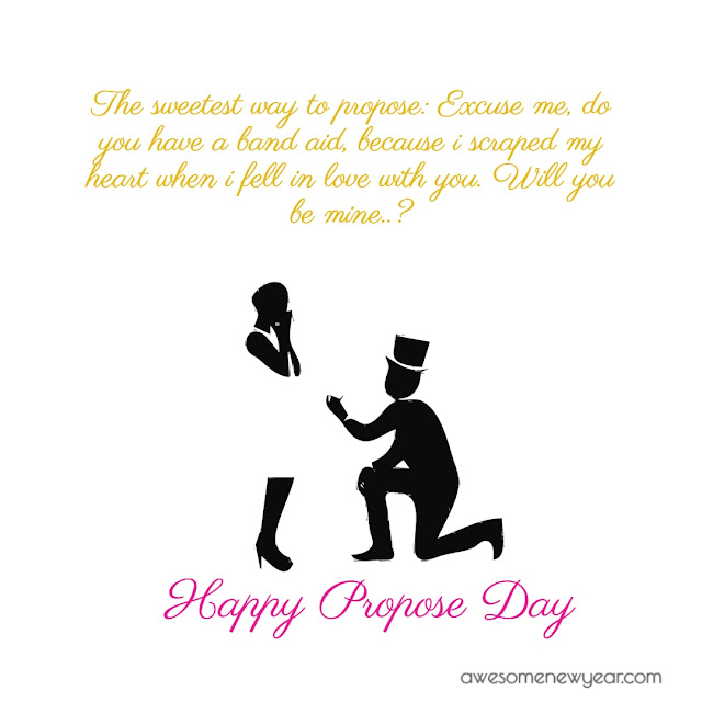 Propose Day Quotes 2019