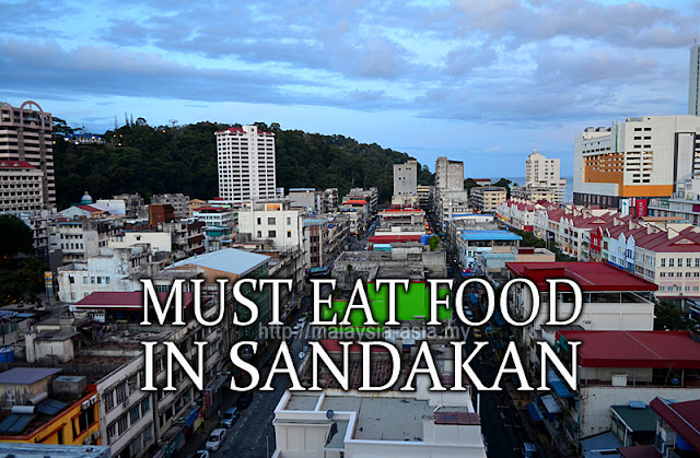 Sandakan Best Food