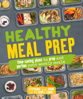 Review: Healthy Meal Prep by Stephanie Tornatore and Adam Bannon