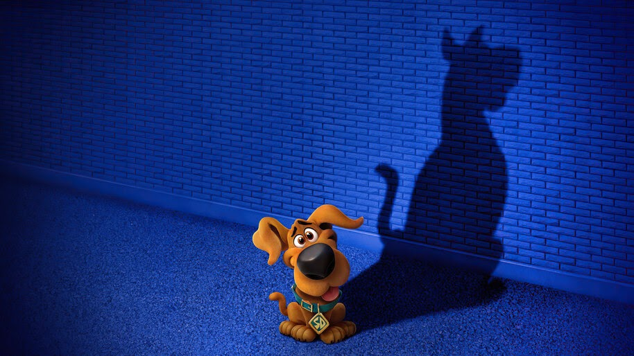 Young, Scooby Doo, Scoob, Movie, 4K, #3.2042