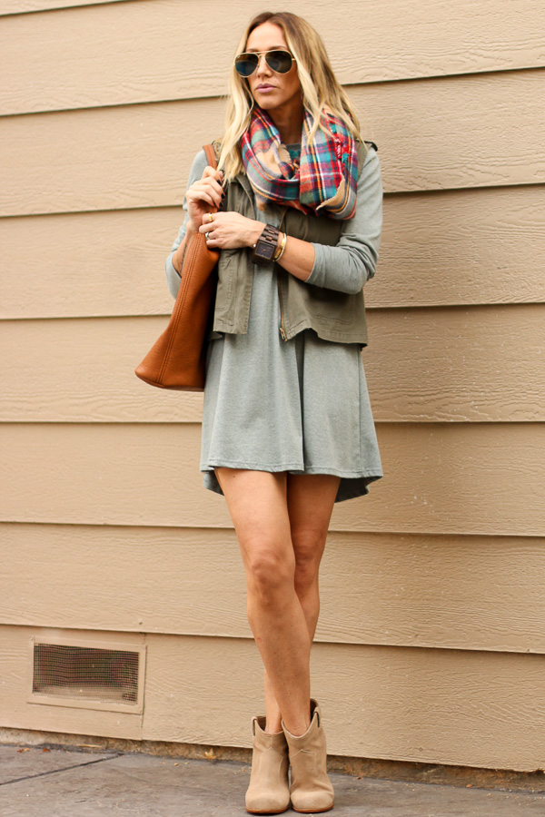 how to layer for fall style