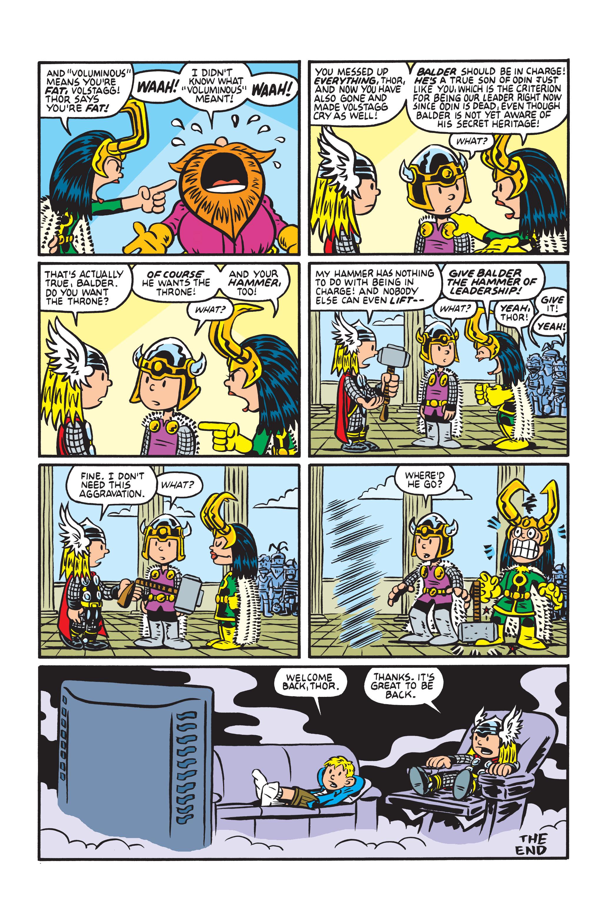 Thor (2007) Issue #600 #13 - English 62